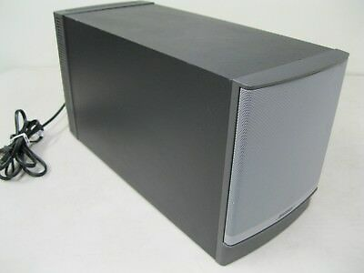 Genuine Bose Companion 5 Multimedia Speaker System Subwoofer Only~Work Perfectly