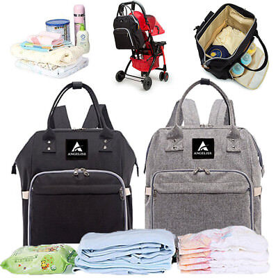 Multifunctional Baby Diaper Nappy Backpack Maternity Large Capacity Mummy Bag