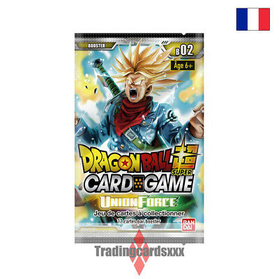 ♦Dragon Ball Super Card Game♦ Booster Serie 2 : Union Force - VF/B02