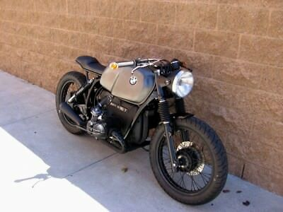 1982 BMW R-Series  BMW R80 cafe racer. Custom.