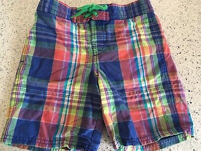 POLO by RALPH LAUREN boys lined swim shorts (Age 5) worn once!