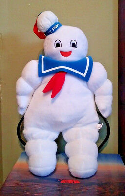 Ghostbusters Stay Puft Marshmallow Man Plush 17""