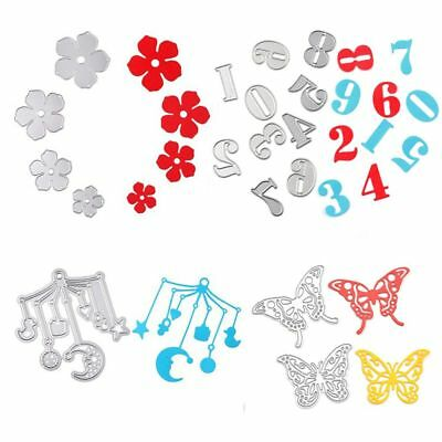 Decor DIY Scrapbooking Metal Cutting Dies Album Embossing Paper Card Stencil