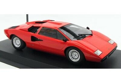 New 1/18 Kyosho Lamborghini Countach LP400 Red Ousia M3 911