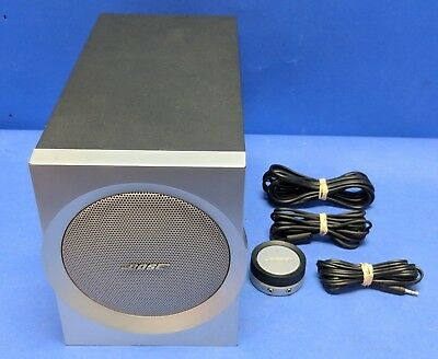 Bose Companion 3 Series I Multimedia Speaker Powered Subwoofer - Sub Only