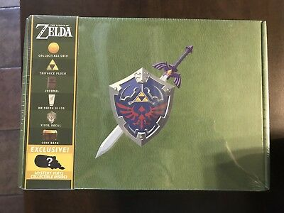 The Legend of Zelda Culturefly Collector Box Limited Exclusive
