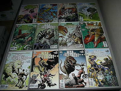 War That Time Forgot 1-12 Complete Run 1 2 3 4 5 6 7 8 9 10 11 12 Full Set Lot