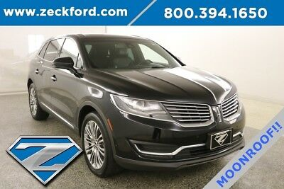 Lincoln MKX Reserve 3.7L V6 24V Automatic AWD Moonroof LCD Premium