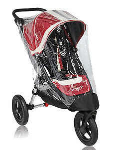 Baby Jogger City Mini Rain Cover Single
