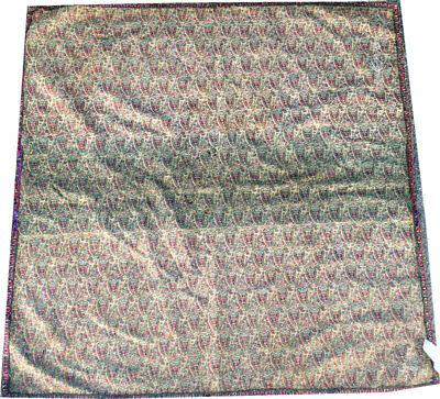 Antique 18th Century Collectible Signed Persian Kerman Termeh EmbrioderyTextile