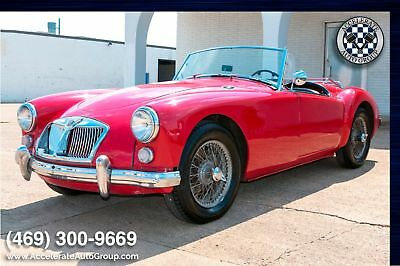 Mg Mga Mk2 469-300-9669 Very Nice,  Believed 11K Orig Miles!