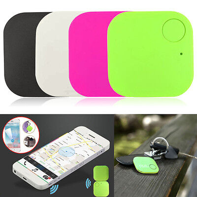 Mini Smart Tag Bluetooth Tracker Finder Pet GPS Locator Key Pet Wallet Bag Alarm