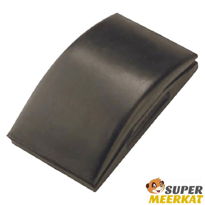 Sanding Block Hand Tool Flexible Rubber For Sand Paper Wet And Dry Flat Surfaces