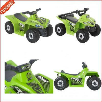 9faca364184cc Surge Quad Boys Ride On Play Toy Vehicle 6 Volt Battery Powered Green Gift  NEW