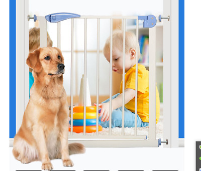New Model Swing Closed Security out and in door Gate for Infant kid toddler