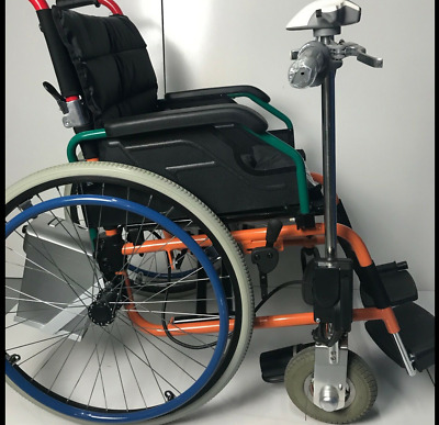 Tilt In Space Reclining Wheelchair Full Size - Rehab Special Needs - DEMO MODEL