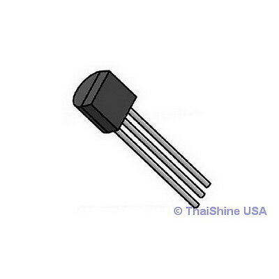 50 x PN2222 Transistor NPN 40 Volts 600 mA - USA Seller - 4 Days Delivery