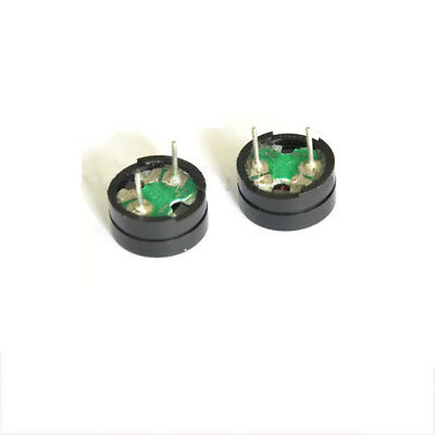 12X6mm Passive Electromagnetic With Pins buzzer 1.5V-3V Mainboard Alarm 16Ω