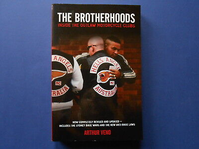 The Brotherhoods - Inside Outlaw Motorcycle Clubs - Veno - Revised Edition Gangs