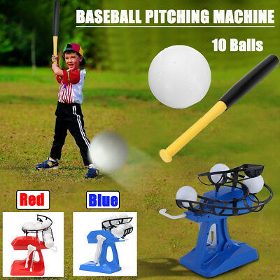 Mini Ballwurfmaschine automatische Baseball Pitching Machine für Kinder Training