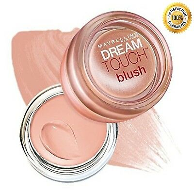 Maybelline New York Face Blush Dream Touch Cream Whipped Formula 04 Pink  7.5g