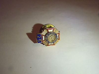 pin's veterans of foreign war of the us