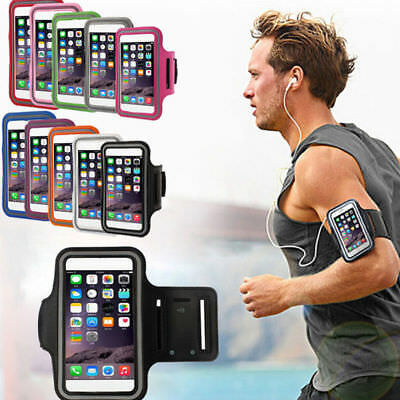Jogging Gym Armband Sports Running Arm Band Case Cover Bag For Cell Phone
