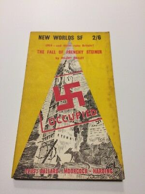 Vintage 1960s NW Science Fiction The Fall of Frenchy Steiner Bailey Moorcock etc