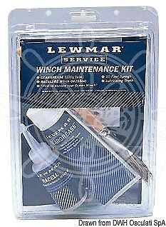 Kit de maintenance winch lewmar