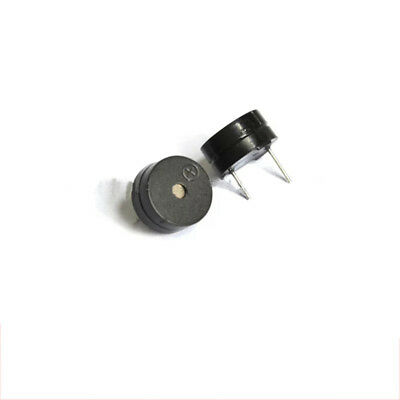 5V Thin Active Separate Buzzer DC Electromagnetic Long Continous Beep Tone 1206