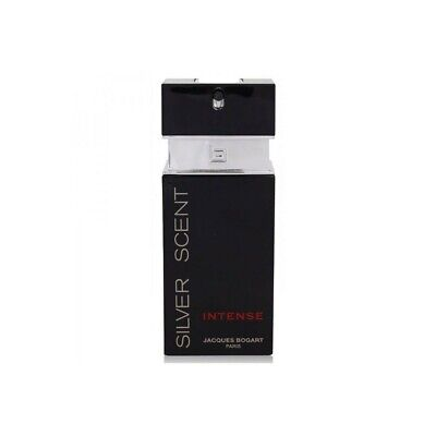 Silver Scent Intense 100ml Edt Tester Brand New