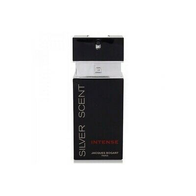 Silver Scent Intense by Jacques Bogart 100ml edt Tester