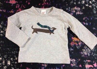 Seed Baby Boys Long Sleeve Top Size 3-6 Months 00