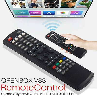 Magic Openbox Remote Control Unit Replacement For Skybox Satellite Receiver V8S