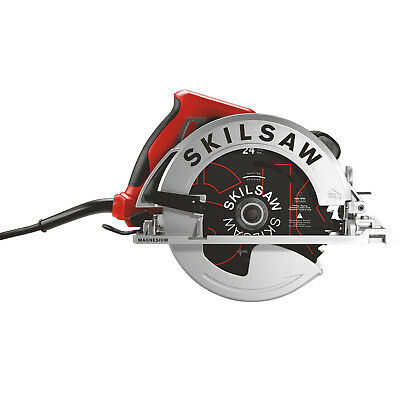 "Skil 7 -1/4"" SideWinder Magnesium Circular Saw SPT67WM reconditioned"