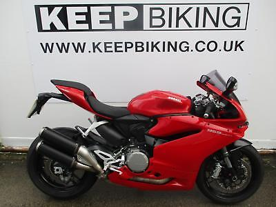 2016 Ducati 959 Panigale  4133 Miles.  Full Service History.