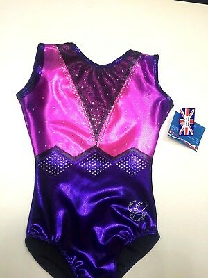OPPULANCE made in the UK by GLITZ Leotards