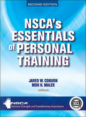 NSCA Essentials of Personal Training, 2nd Edition Ed via email PDF