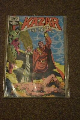 KA-ZAR Comic - No 13 - Date 12/1975 - Marvel Comic