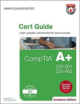Comptia A+ 220-901 and 220-902 Cert Guide, Academic Edition Read on PC/Phone/Tab