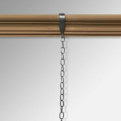 Moulding Steel Chain Picture Hanging System for Traditional Victorian Dado Rail
