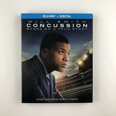 Concussion (Blu-ray, 2016) s *US Import Region Free*