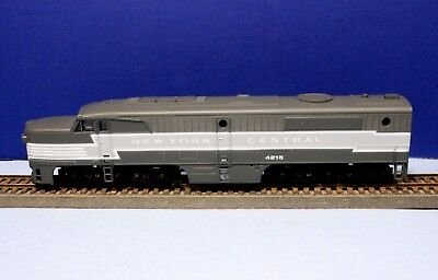 Athearn HO Scale NYC New York Central 4215 Unpowered Dummy PA-1 Engine / 3323