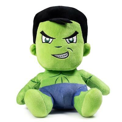 Marvel Comics - The Incredible Hulk Phunny Plush Cuddly Toy By Kidrobot