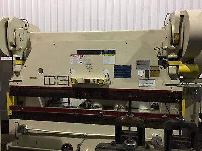 CINCINNATI 225 TON x 12 FT. MECHANICAL PRESS BRAKE