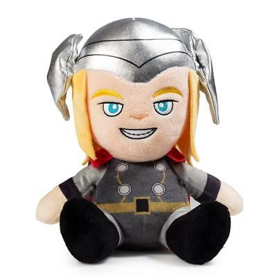 Marvel Comics - The Mighty Thor Phunny Plush Cuddly Toy By Kidrobot (New)