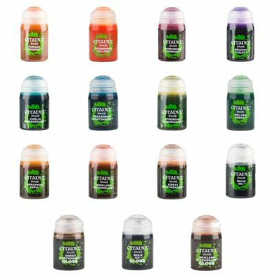 Games Workshop Citadel Shade 0.8oz Individual Selectable Ink Wash Colours Paints