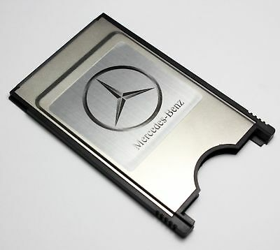 For Mercedes Benz PCMCIA Command System CompactFlash CF Adapter up to 32GB