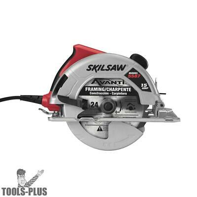 """Skil 15 Amp 7-1/4"""" SKILSAW Circular Saw 5587-01 Reconditioned"""