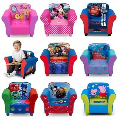 Sofa Kids Couch Chair Lounger Furniture Armrest Seat Foam Children Toddler  Room